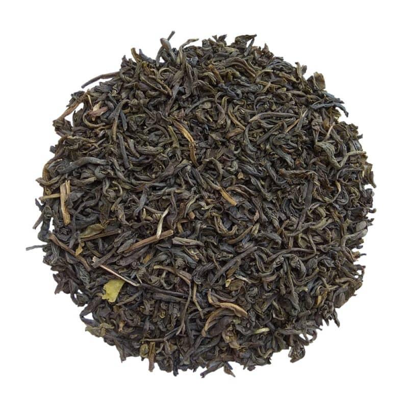ceai verde organic cu iasomie