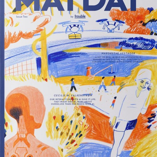 Mayday Magazine Issue 2