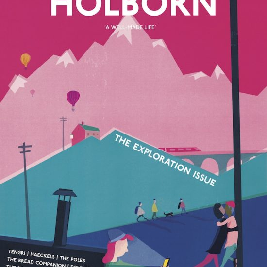 The Holborn Magazine 8