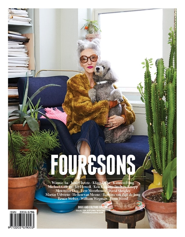 revista Four&Sons Magazine 10