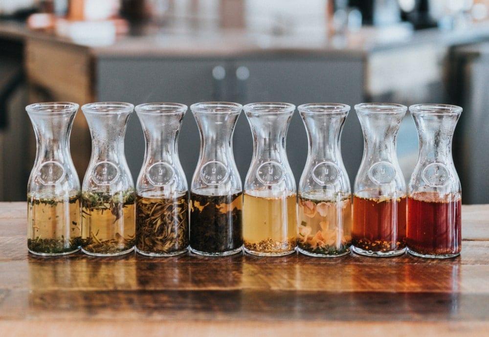 despre ceai verde