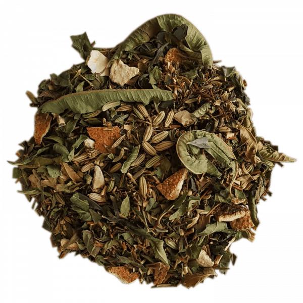ceai rooibos organic cu fenicul