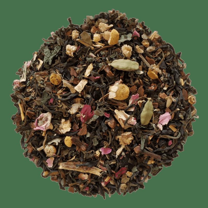 ceai verde organic wild in garana